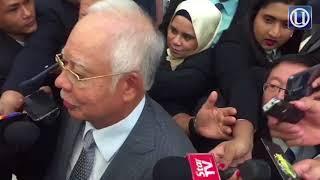 Najib minta Jho Low bertanggungjawab