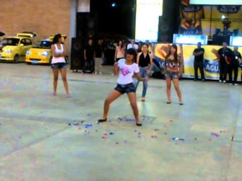 Concurso de baile Car Audio Bucaramanga Cenfer