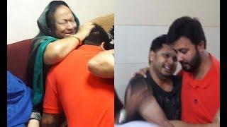 শাকিবকে জরিয়ে ধরে কাদলেন রাজ্জাকের পরিবার ! Bangla Hit Showbiz News
