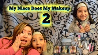 My Niece Does My Makeup #2 - P&C