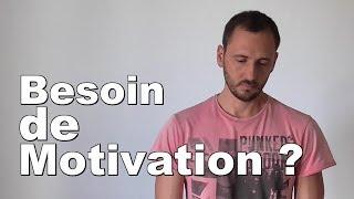 La Technique de Motivation efficace pour aller s'entraîner