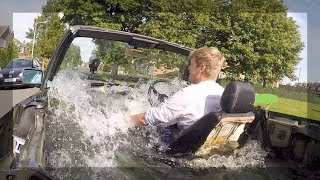 BMW Hot Tub First Tests and Issues