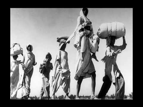India & Pakistan Separation 1947