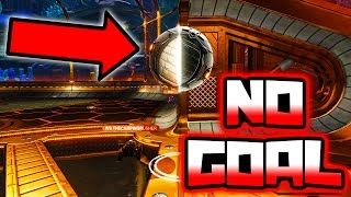 THE BEST SAVES IN ONE GAME OF ROCKET LEAGUE!!