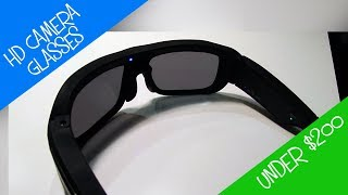 Neurona OpticHD 1080p WiFi Camera Spy Glasses: Inside Look & Demo Footage