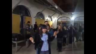 Danças No Mercado - Música Rafael Gomes e David Carvalhana - Dança Marisa Barroso - IPL