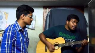 Muskurane ki Wajah tumho City Lights Hindi & Tamil Mashup Guitar Cover