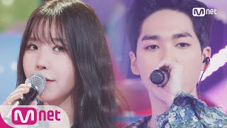 [Raina - Loop (Feat. Aron of NU'EST)] Comeback Stage | M COUNTDOWN 170803 EP.535