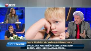 Eğitmen Abdülhalim Hancı - Beyaz Tv Sağlık Zamanı 11.06.2016