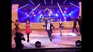Tournée Danse avec les Stars (Troupe des danseurs pro+Chris Marques et Jacklin Spencer))
