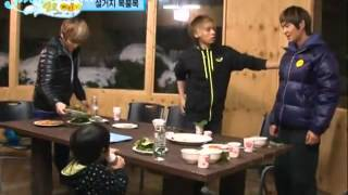 SHINee - Hello Baby Eng Sub Ep 11 Part 1/5
