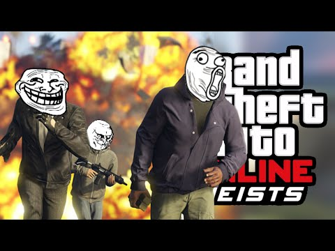 VanossGaming GTA 5 Movie! (Compilation) - YouTube