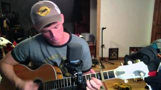Perfect Storm - Brad Paisley (Acoustic Cover)