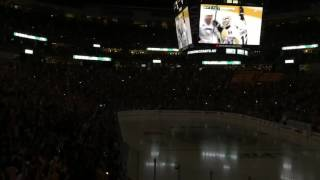 Penguins 2016 Stanley Cup Champs final moments at Consol Energy Center