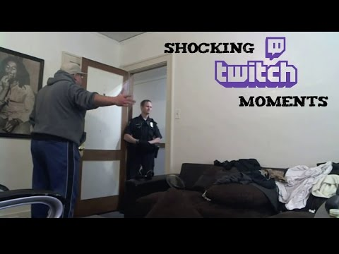 5 Shocking Moments Caught on Twitch TV 1