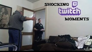 5 Shocking Moments Caught on Twitch TV (Part 1)