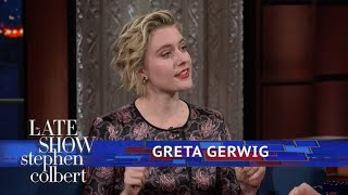 Greta Gerwig On