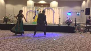 Best wedding dance ever!!