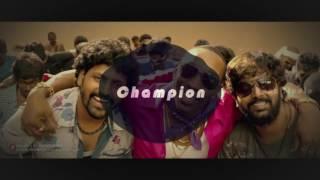 Dj Bravo Champion lyrics video