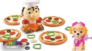 Learning Colors & Counting: Paw Patrol Learning Resources Pizza Mania Early Math Game