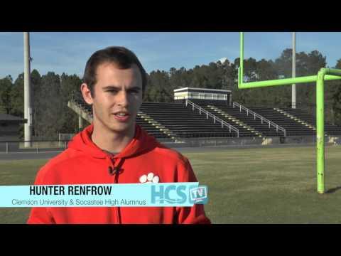 Hunter Renfrow An Inspiring Story