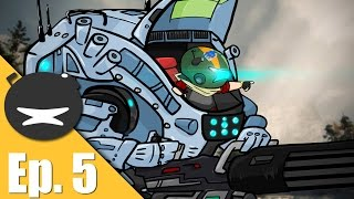 TitanToons Episode 5: The Vanguard Class