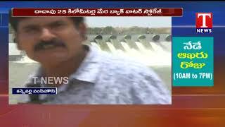 Live Updates | Kaleshwaram Project Water Levels | TNews Telugu