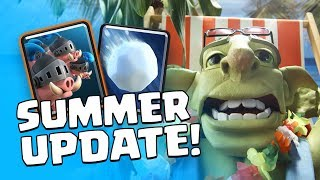 """TV Royale: """"Summer Update"""" - Official Video Podcast Series"""