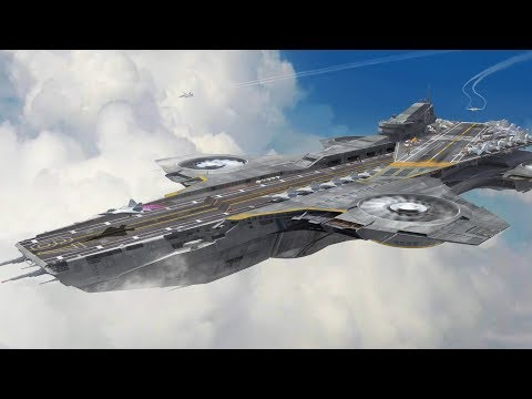 TOP 10 Biggest AIRCRAFT CARRIER HD 2015