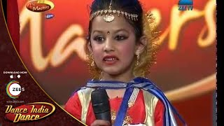 DID L'il Masters Season 3 - Delhi Auditions - Twinkle Sharma Performance