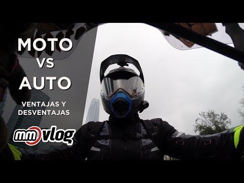 Moto vs Auto Ventajas y Desventajas MotoVlogger