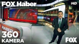 FOX Haber stüdyosunu 360 kamera ile deneyimleyin!