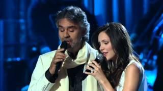 Andrea Bocelli & Katharine McPhee - The Prayer [Live]
