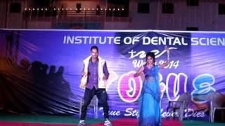 ghagra doet dance @keshav sharma by Roxx club faridpur