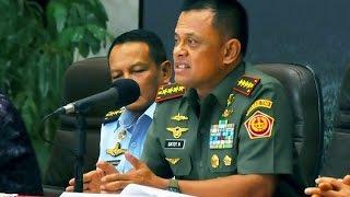 Nyamar Jadi Turis, Panglima TNI : Militer China dan Amerika Sudah Kepung Indonesia