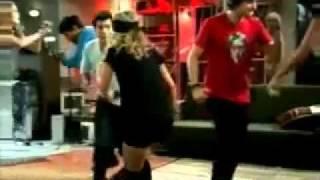 Rebeldes Brasil - Como Um Rockstar - Ensaio Capítulo 175 - Sexta-Feira 18 11 2011