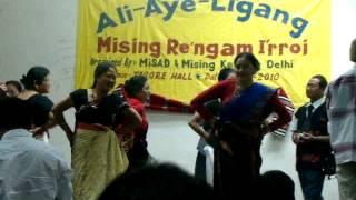 New Delhi-Ali-Aye-Ligang