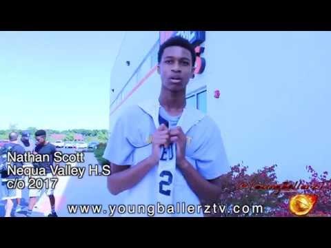 YoungballerzTV : Nathan Scott Nequa Valley HS c/o 2017