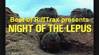 Best of RiffTrax Night of the Lepus