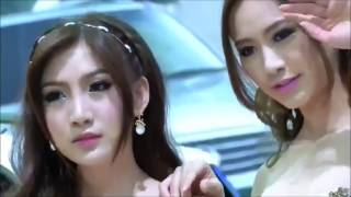 Thai Motor Show Girls 2017