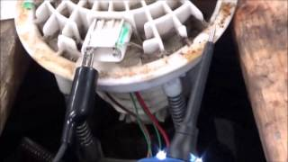How to test a electronic fuel pump in under 3 minutes CARBURETOR & EFI