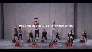LES MILLS GRIT | The world's hottest HIIT workout 2017