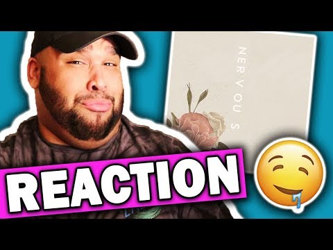 Shawn Mendes - Nervous [REACTION]