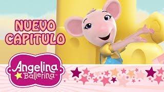 🌟 Angelina Ballerina Latinoamérica 🌟 Angelina y Polly En Su Show de 2 Horas  (Capítulo Completo)