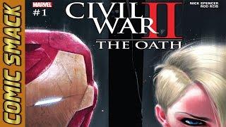 Civil War II The Oath #1 Comic Smack