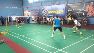 Lee Chong Wei Private Training by Friendly Match 2013! HOT!