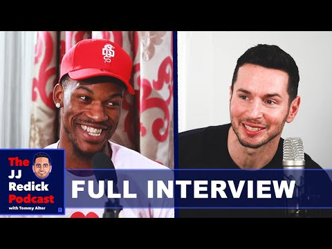 Jimmy Butler on His Falling Out With Philly and Being a Villain in the NBA The JJ Redick Podcast