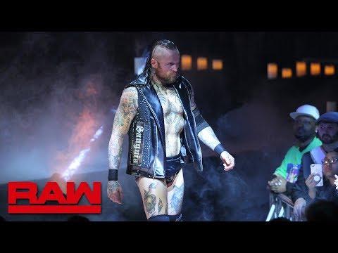 Xxx Mp4 Aleister Black Cancels Elias Performance Raw Feb 18 2019 3gp Sex