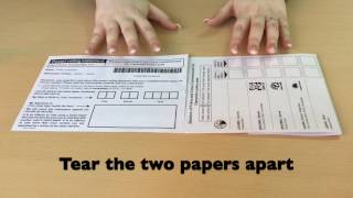 A guide to Postal Voting in Mid Sussex