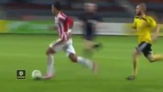 أفضل مهارات تسحيب في كرة القدم لقطات مجنونة ● HD